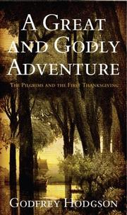 Cover of: A Great and Godly Adventure