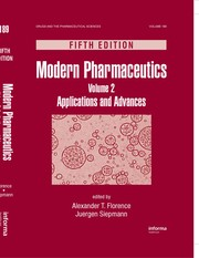 Cover of: Modern pharmaceutics