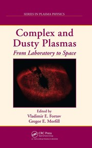 Cover of: Complex and dusty plasmas |