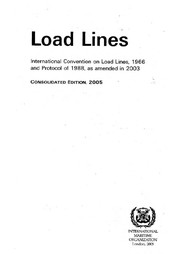 Cover of: Load Lines |