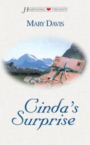 Cover of: Cinda's surprise