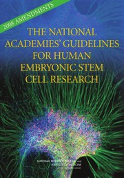 Cover of: The National Academies