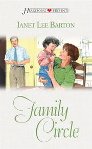 Cover of: Family circle | Janet Lee Barton