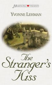 Cover of: The stranger's kiss