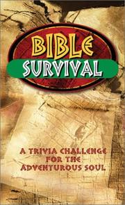 Cover of: Bible Survival