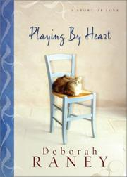 Cover of: Playing by heart