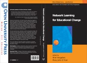 Cover of: Network learning for educational change |
