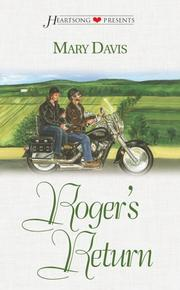 Cover of: Roger's return