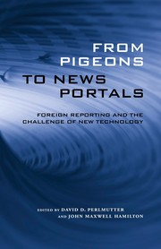 Cover of: From pigeons to news portals |