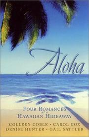 Cover of: Aloha: Four Romances at a Hawaiian Hideaway