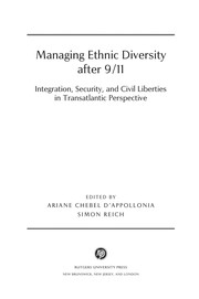 Cover of: Managing ethnic diversity after 9/11