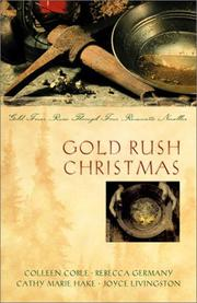 Cover of: Gold rush Christmas