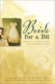 Cover of: Bride for a Bit | JoAnn A. Grote