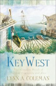 Cover of: Key West: A Time to Embrace/Lizzy's Hope/Southern Treasures/One Man's Honor (Inspirational Romance Collection)