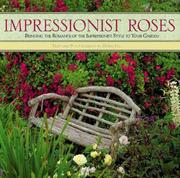 Cover of: Impressionist roses