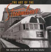Cover of: The art of the streamliner