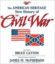 Cover of: The American Heritage New History of the Civil War | Bruce Catton