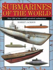 Cover of: Submarines of the world