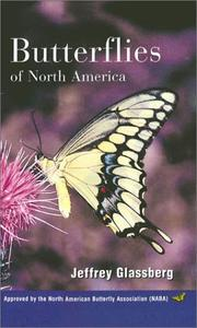 Cover of: Butterflies of North America