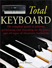 Cover of: Total keyboard | Terry Burrows