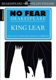 King Lear: no fear Shakespeare