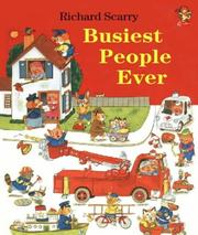 Cover of: Busiest People Ever