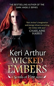 Cover of: Wicked Embers (Souls of Fire)