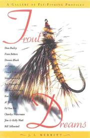 Cover of: Trout Dreams (Gallery of Fly-Fishing Profiles)