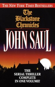 Cover of: The Blackstone Chronicles: The Serial Thriller Complete in One Volume