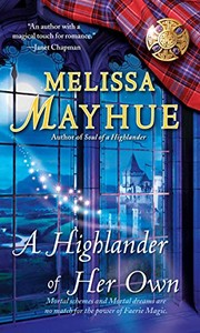 Cover of: A Highlander of Her Own (Daughters of the Glen, Book 4) (The Daughters of the Glen)