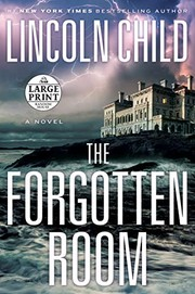Cover of: The Forgotten Room: A Novel (Jeremy Logan Series)