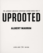Cover of: Uprooted