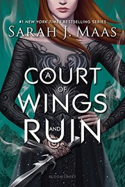 Cover of: A Court of Wings and Ruin (A Court of Thorns and Roses Book 3)