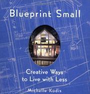 Cover of: Blueprint Small