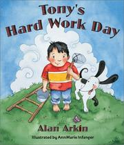 Cover of: Tony's hard work day