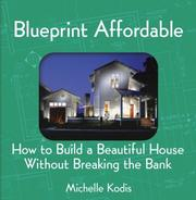 Cover of: Blueprint Affordable