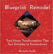 Cover of: Blueprint Remodel