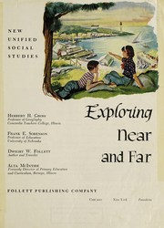 Cover of: Exploring near and far | Herbert Henry Gross
