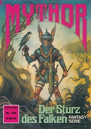 Cover of: Mythor 156: Der Sturz des Falken (German Edition)