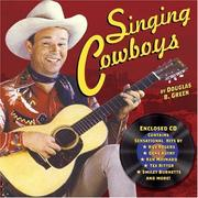 Cover of: Singing Cowboys
