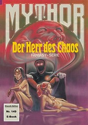 Cover of: Mythor 149: Der Herr des Chaos (German Edition)