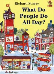 Cover of: What Do People Do All Day?