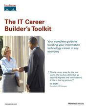 Cover of: The IT Career Builder