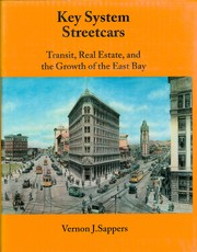 Cover of: Key System streetcars | Vernon J. Sappers