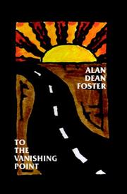 Cover of: To the Vanishing Point