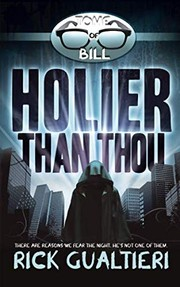 Cover of: Holier Than Thou (The Tome of Bill) (Volume 4)
