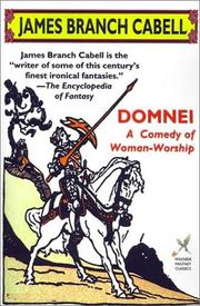 Cover of: Domnei