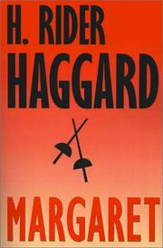 Cover of: Margaret