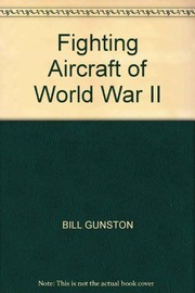 Cover of: The Illustrated Directory of Fighting Aircraft of World War II