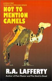 Cover of: Not to Mention Camels